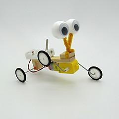 로봇 과학&디스커버리 완구 교육용 장난감 장난감 원통형 드럼 키트 기계 로봇 DIY 남아 여아 조각
