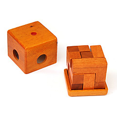 Bälle Kong Ming Lock- Luban Verschluss Spielzeuge Quadratisch Unisex Stücke