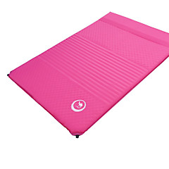 Inflated Mat Moistureproof/Moisture Permeability Waterproof Breathability Wicking PVC PVC for Beach Camping Traveling Outdoor Indoor
