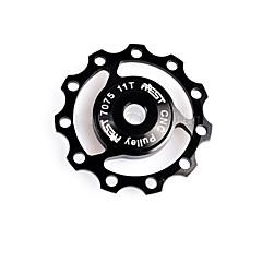 billiga Cykeldelar-Bike Guide Wheel BMX / Mountainbike / Racercykel 7075 Aluminiumlegering - Silver / Röd / Blå