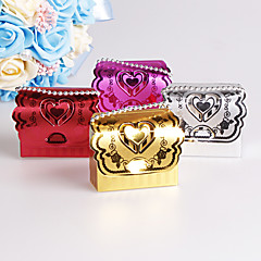 25pcs Cute Heart Candy Box Wedding Favors and Gift Party Decoration