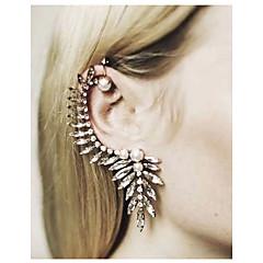 cheap Earrings-Women's Pearl / Rhinestone - Euramerican / Fashion Gold Earrings For Christmas Gifts / Wedding / Party
