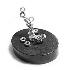tanie Zabawki magnetyczne-Zabawki magnetyczne Metalowe puzzle Rzeźba Zabawka edukacyjna Gadżety antystresowe 2pcs Zabawki Magnetyczne Okrągły Prezent