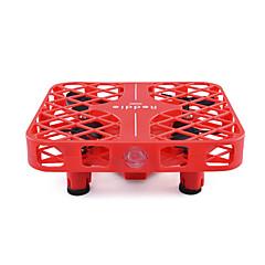 billige Fjernstyrte quadcoptere og multirotorer-RC Drone DHD D3 4 Kanaler 6 Akse 2.4G Fjernstyrt quadkopter LED Lys / En Tast For Retur / Hodeløs Modus Fjernstyrt Quadkopter / / Sveve