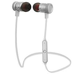 billiga Headsets och hörlurar-Cwxuan Trådlös Hörlurar Aluminum Alloy Sport & Fitness Hörlur mikrofon / Med volymkontroll headset