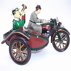 Brinquedos de Corda Carros de brinquedo Motocicletas Brinquedos Motocicletas Metal 1 Peças Crianças Dom