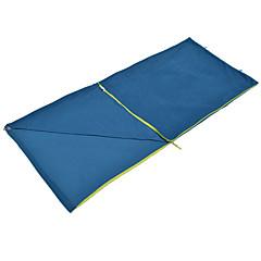 Saco de dormir Liner Retangular Penas de Pato 10°C Respirabilidade 180X76 Equitação Campismo Solteiro (L150 cm x C200 cm)