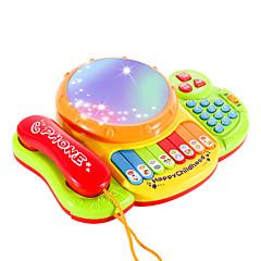 Brinquedo Educativo Telefones de Brinquedo Brinquedos Quadrada Peças Unisexo Dom