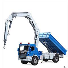billiga Leksaker och spel-KDW Kran Leksakslastbilar och -byggmaskiner Leksaksbilar Metallisk Pojkar Flickor Leksaker Present
