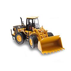 Veículos de Metal Carros de brinquedo Brinquedos Veiculo de Construção Buldôzeres Escavadeiras Brinquedos Pato Maquina de Escavar Liga de