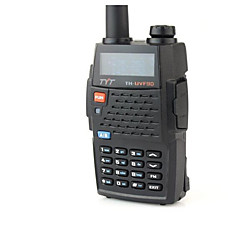 billige Walkie-talkies-TYT TH-UVF9D Walkie-talkie Håndholdt Nød Alarm / Lader og adapter / VOX 256 Walkie Talkie Toveis radio