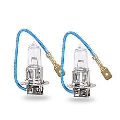 Gmy® halogen billys auto pære h3 klar serie 24v 100w headlight 2pcs