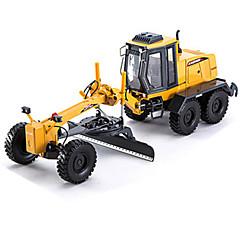 Veículos de Metal Carros de brinquedo Brinquedos Caminhão Veiculo de Construção Caminhão de Bombeiro Escavadeiras Motoniveladoras