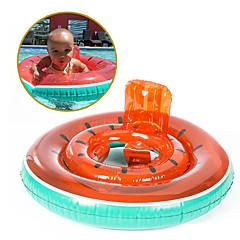 billiga Uppblåsbara badringar och badmadrasser-Fågel Uppblåsbara badflottar / Badringar med donut-form / Badringar Plast Barn Pojkar
