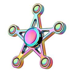 ハンドスピナー おもちゃ おもちゃ アルミニウム EDC ストレスや不安の救済 オフィスデスクのおもちゃ キリングタイム フォーカス玩具 ADD、ADHD、不安、自閉症を和らげる アイデアおもちゃ
