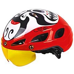 Nuckily 男女兼用 バイク ヘルメット 8 通気孔 サイクリング サイクリング マウンテンサイクリング ロードバイク レクリエーションサイクリング L:58-61CM PC EPS