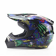 オフロードバイクレーシングヘルメットオオカミdewclawフルフェーススピードレーシング耐久性のあるモータースポーツヘルメット