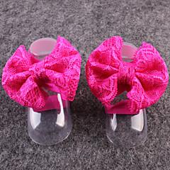 tanie Akcesoria dla dzieci-Ocieplacze na nogi - Dla obu płci - Na każdy sezon - Nylon - Opaski na głowę - White Czerwony Blushing Pink Purple Fuchsia
