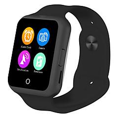tanie Inteligentne zegarki-Inteligentny zegarek na iOS / Android Pulsometry / Spalonych kalorii / Długi czas czuwania / Ekran dotykowy / Rejestr ćwiczeń Powiadamianie o połączeniu telefonicznym / Rejestrator aktywności