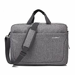 voordelige -17,3 inch zakelijke laptop multifunctionele handtas schoudertas notebook tas voor Dell / HP / Lenovo / Sony / acer / oppervlak etc