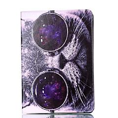 Apple iPad pro 9.7 '' ipad ipad 5 6 burkolata macska minta kártya stent pu anyag sík védelmet shell
