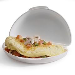 billige Eggeverktøy-kjøkken Verktøy Plast Kreativ Kjøkken Gadget Gjør Det Selv Støpeform for Egg