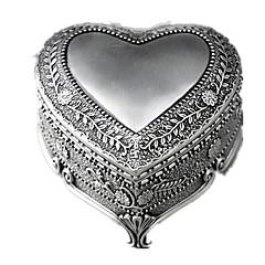halpa -Soittorasia Lelut Neliö Sydämenmuotoinen Heart Metalli Romanttinen Pieces Unisex Syntymäpäivä Lahja