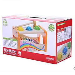 tanie Instrumenty dla dzieci-MWSJ Cymbałki Prostokątny Kwadrat Zabawa Oyuncak Müzik Aleti Dla obu płci Zabawki Prezent