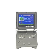 Gb station lys dreng sp pvp håndholdt spil afspiller håndholdt 142 indbygget spil bærbar videokonsol 3 '' lcd retro spil