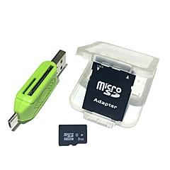 tanie Karty pamięci-Mrówki 8 GB Micro SD TF karta karta pamięci Class10 AntW2-8