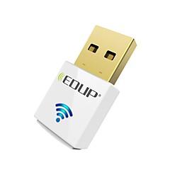preiswerte Netzwerke-Edup usb wirelss wifi Adapter 600mbps Dualband 11ac mini drahtlose Netzwerkkarte Dongle ep-ac1619