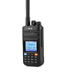 billige Walkie-talkies-TYT MD-380G Walkie-talkie Håndholdt GPS / Strømsparefunksjon / Lader og adapter 1000 2000 mAh Walkie Talkie Toveis radio