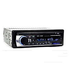 cheap Car DVD Players-12V Car Radio MP3 Audio Player Bluetooth AUX USB SD MMC Stereo FM Auto Electronics In-Dash Autoradio 1 DIN for Truck Taxi
