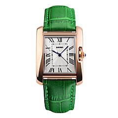 Homens Relógio Esportivo / Relógio de Pulso Chinês Impermeável / Legal Couro Legitimo Banda Amuleto / Fashion / Elegante Cores Múltiplas / Dois anos / Maxell SR626SW