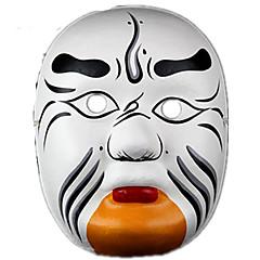 billiga Leksaker och spel-NEW Halloweenmaskar / Tecknad figurmask Skräcktema Bitar Unisex Barn / Vuxna Present