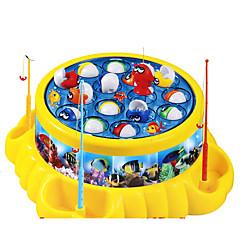 Angeln Spielzeug Spielzeuge Kreisförmig Fische Kinder Jungen Stücke