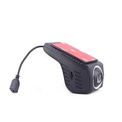 Generalplus 1248 hd 720p skjult wifi bil dvr 140 køretøj kamera videooptager cam support andriod og ios