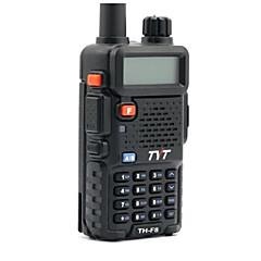 billige Walkie-talkies-TYT TH-F8 Walkie-talkie Håndholdt LCD FM Radio Walkie Talkie Toveis radio