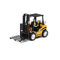 Veículos de Metal Carros de brinquedo Brinquedos Veiculo de Construção Empilhadeira Brinquedos Empilhadeira Liga de Metal Peças Unisexo