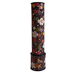 tanie Zabawki nowoczesne i żartobliwe-Kalejdoskop Zabawki Prosty Okrągły Szkło Papierowy Vintage Sztuk Dla dzieci Dla dziewczynek Dla chłopców Prezent