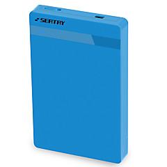 (Zitplaats) hds2130-bl 2.5 inch usb3.0 mobiele harde schijf doos sata seriële poort notebook harde schijf externe doos blauw
