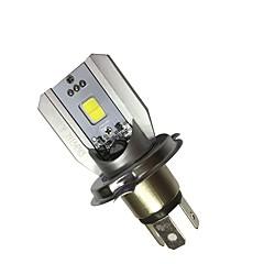 1 stuks motorlicht led lampje h4 6w 800lm h4 hoge lichtbundel koplamp gloeilamp witte kleur