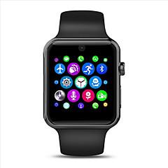 tanie Inteligentne zegarki-Inteligentny zegarek YYW51 na Android iOS Bluetooth Sport Wodoodporny Pulsometry Ekran dotykowy Spalonych kalorii Stoper Krokomierz Powiadamianie o połączeniu telefonicznym Rejestrator aktywności