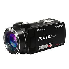 Plast Digital Kamera Høy definisjon Sensor Mikro-USB Fjernkontroll 1080P Smil Deteksjon Miracast Lett å bære