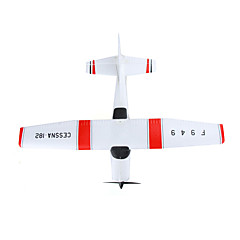 WL Toys F949 3 Kanala 2.4G RC Airplane