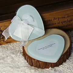 abordables Sous-verres pour Invités-verre coaster favorise-1 pièce / ensemble romance mariage faveurs de mariage