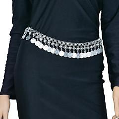 tanie Piercing-Damskie Biżuteria Łańcuszek na brzuch Stop Gold Silver Vintage Biżuteria kostiumowa Na Codzienne Wyjściowe Lato