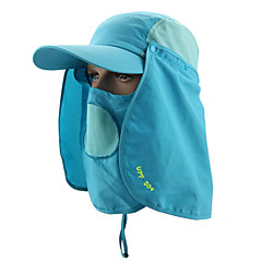 Fonoun Fishing Hat Quick Dry Breathability Foldable High Quality for Summer Anti-ultraviolet 58cm FX09