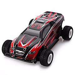 WL Toys Vogn 1:28 Børste Elektrisk Radiostyrt Bil 30 2.4G Klar-Til-Bruk 1 x Manuell 1 x lader 1 x RC bil