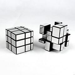 Rubikin kuutio Tasainen nopeus Cube Mirror Cube Rubikin kuutio Taikurinvälineet Kierrejousilelu Opetuslelut Lievittää stressiä Kiiltävä